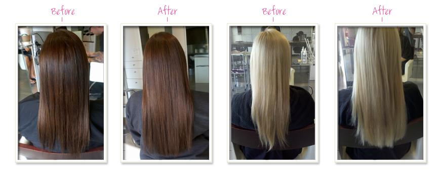 Newport Beach Hair Extensions