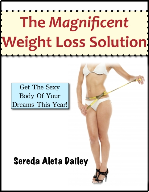 The Magnificent Weight Loss Solution Cover